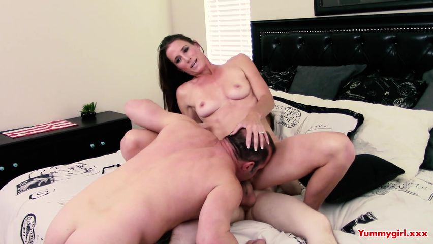 Father Son Creampie Mom