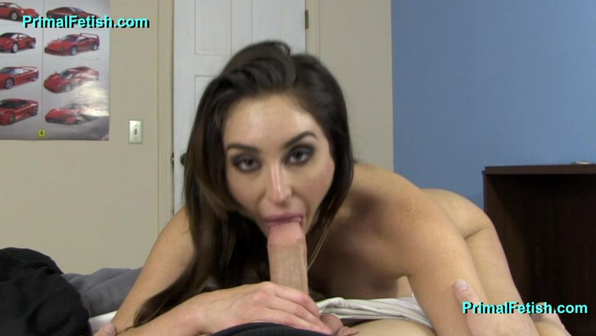 Hot girlfried prostate handjob
