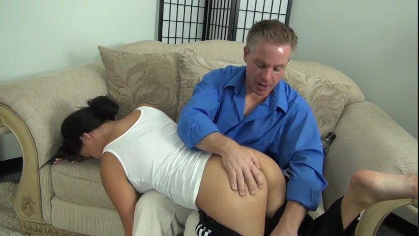 Teen Step Daughter Caught